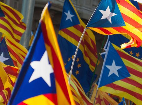 Catalaanse vlag